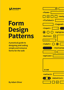 Form Design Patterns, Adam Silver