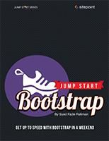 Jump Start Bootstrap, Syed Fazle Rahman