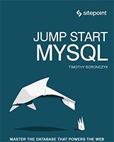 Jump Start MySQL, Timothy Boronczyk
