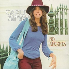 No Secrets, Carly Simon