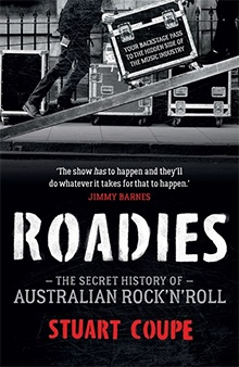 Roadies, by Stuart Coupe