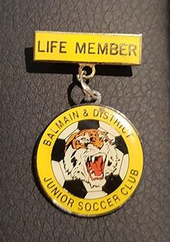Life Member badge