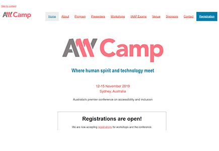 A11y Camp