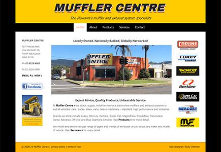 Mufrfler Centre