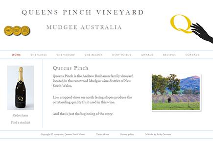 Queens Pinch